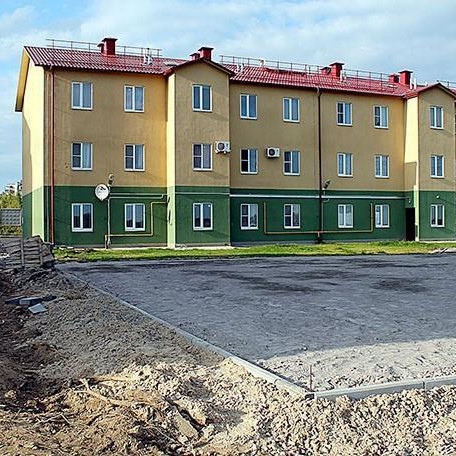 ЖК Шведские пруды, сдача